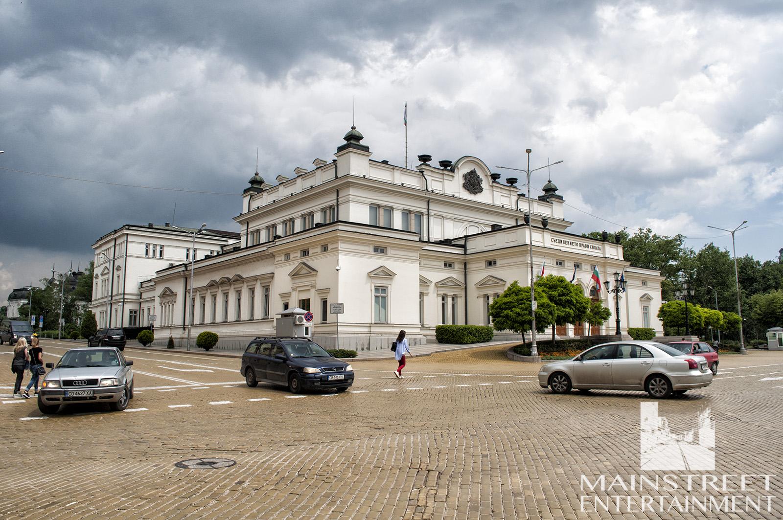 house of representatives period film location