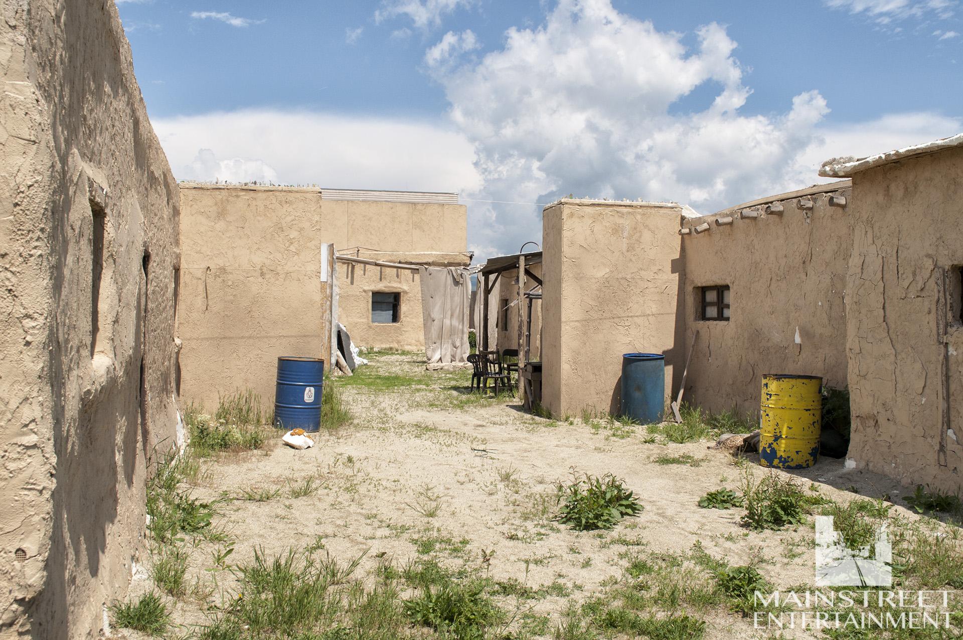 afghan rebels base set