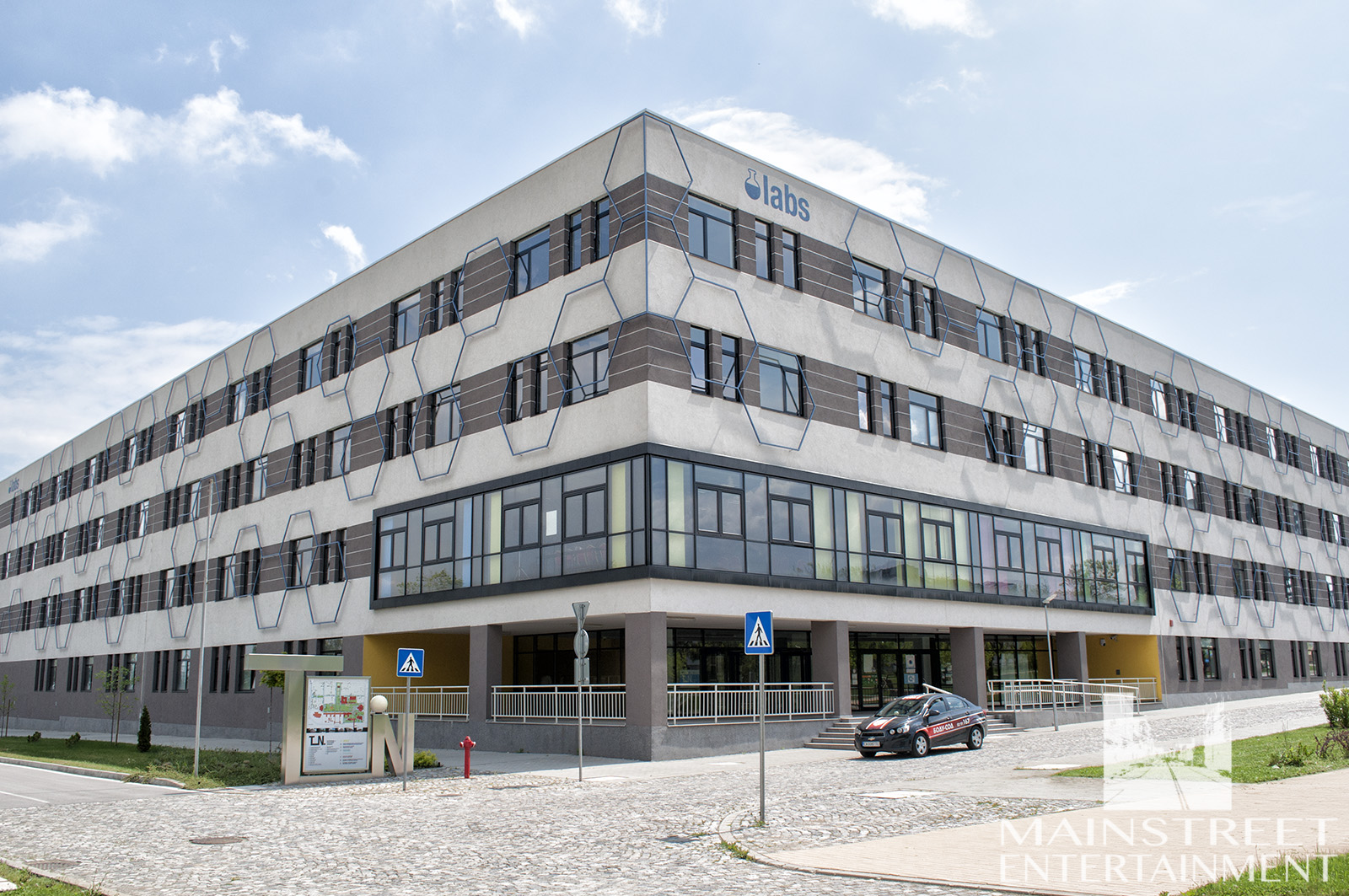 office building #22-023