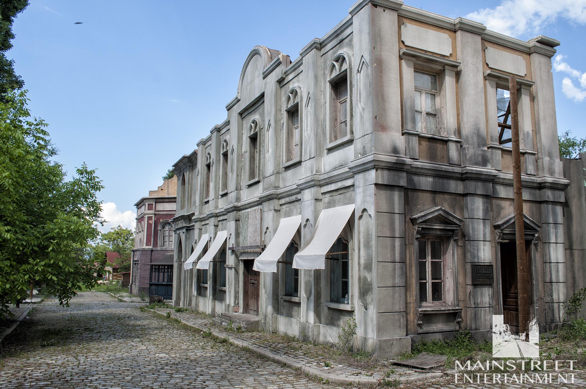 period buildings set