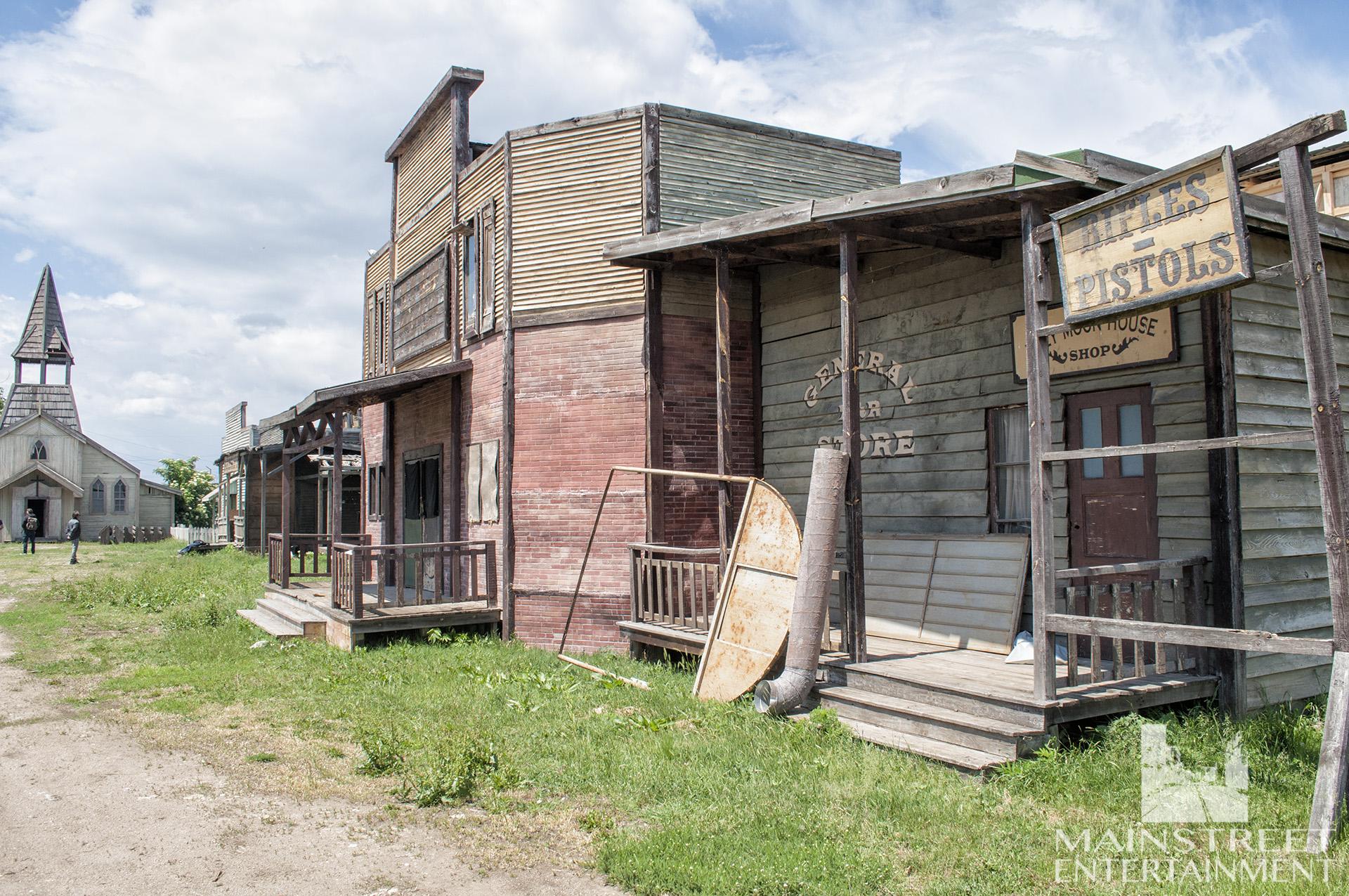 western village 03