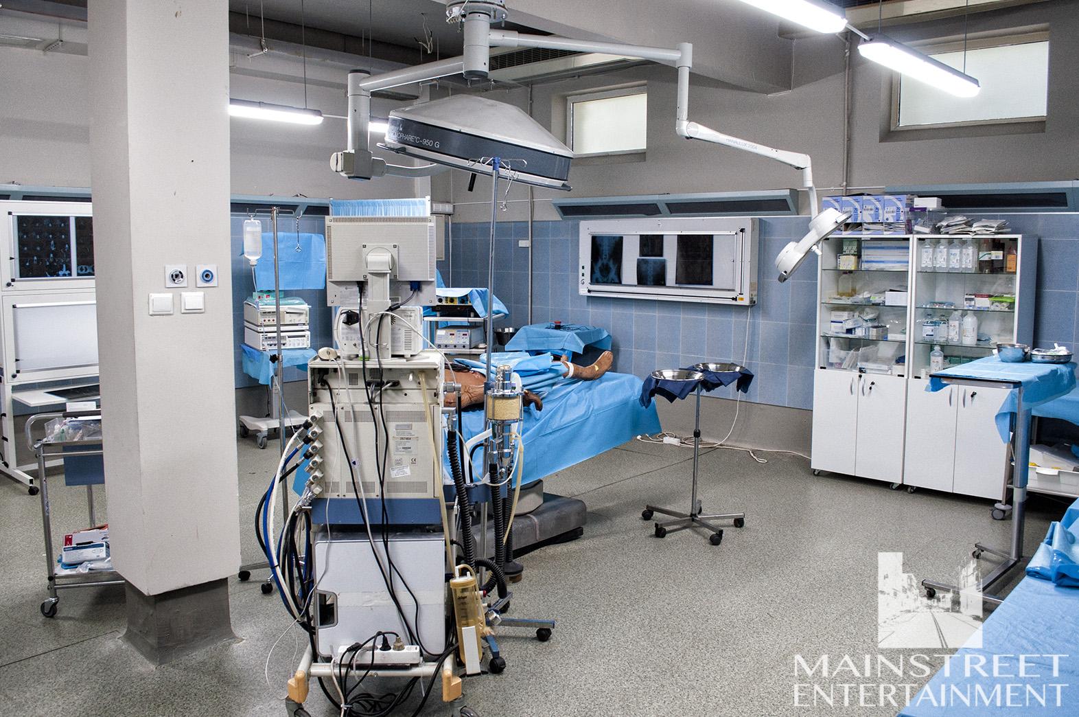 hospital standing set OR
