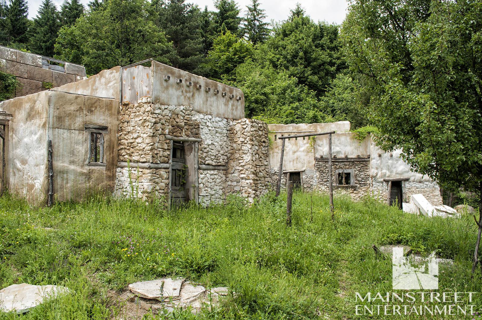 ancient village backlot