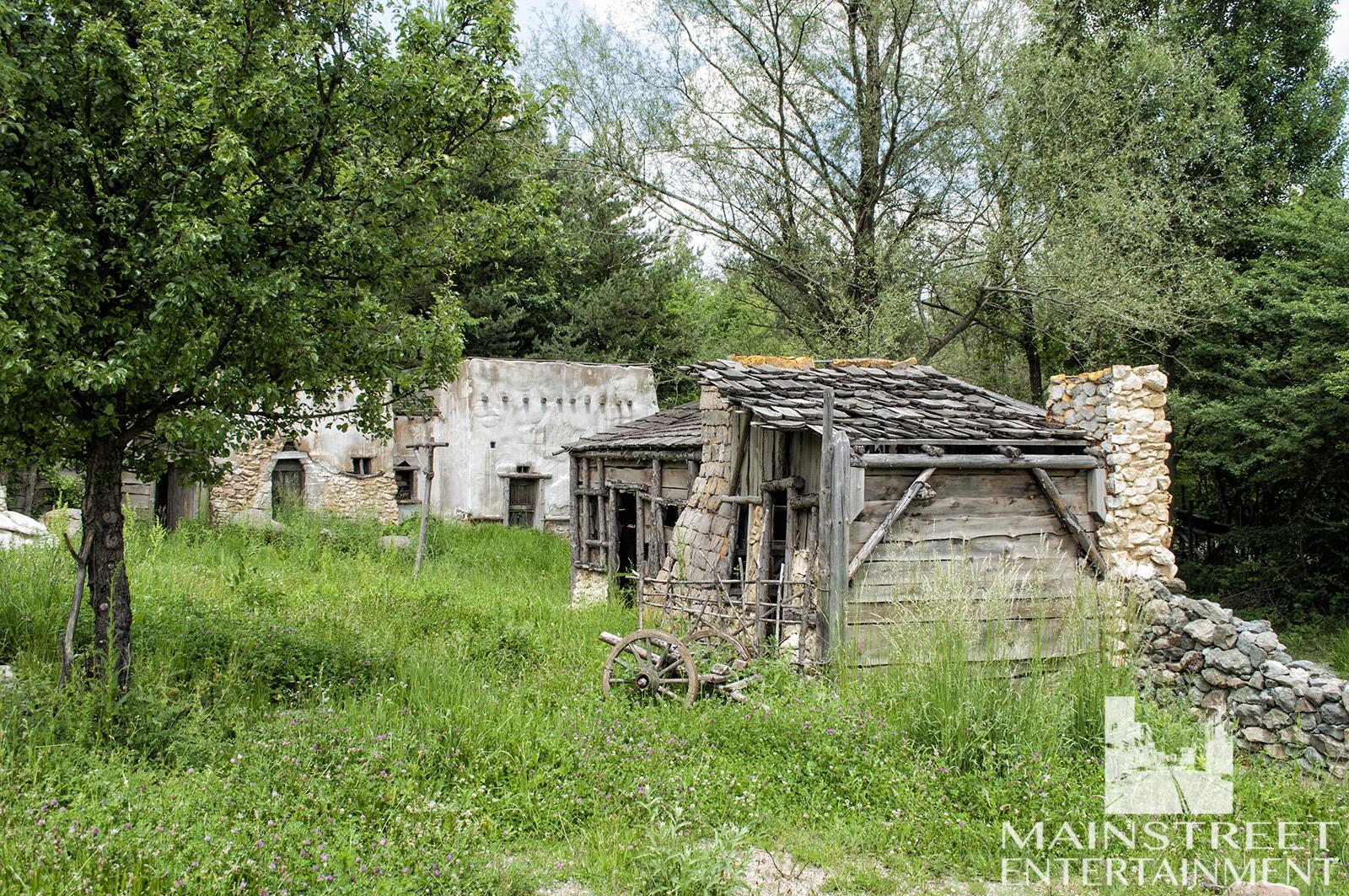 ancient settlement set