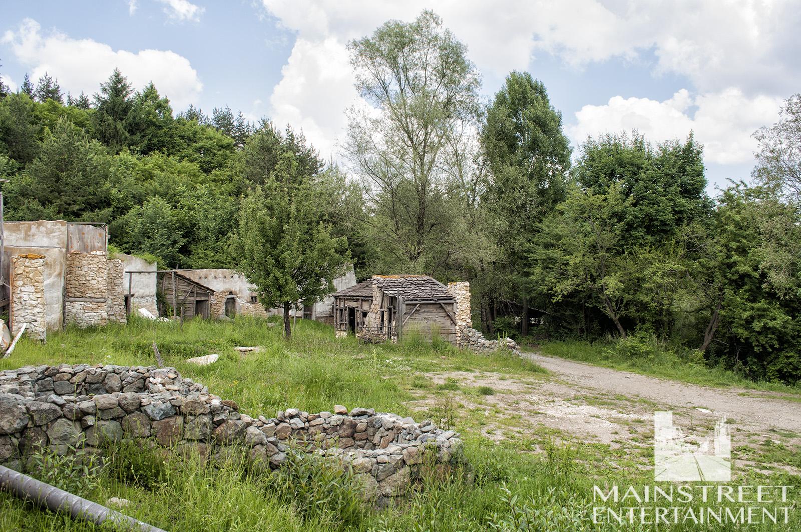 ancient village permanent set