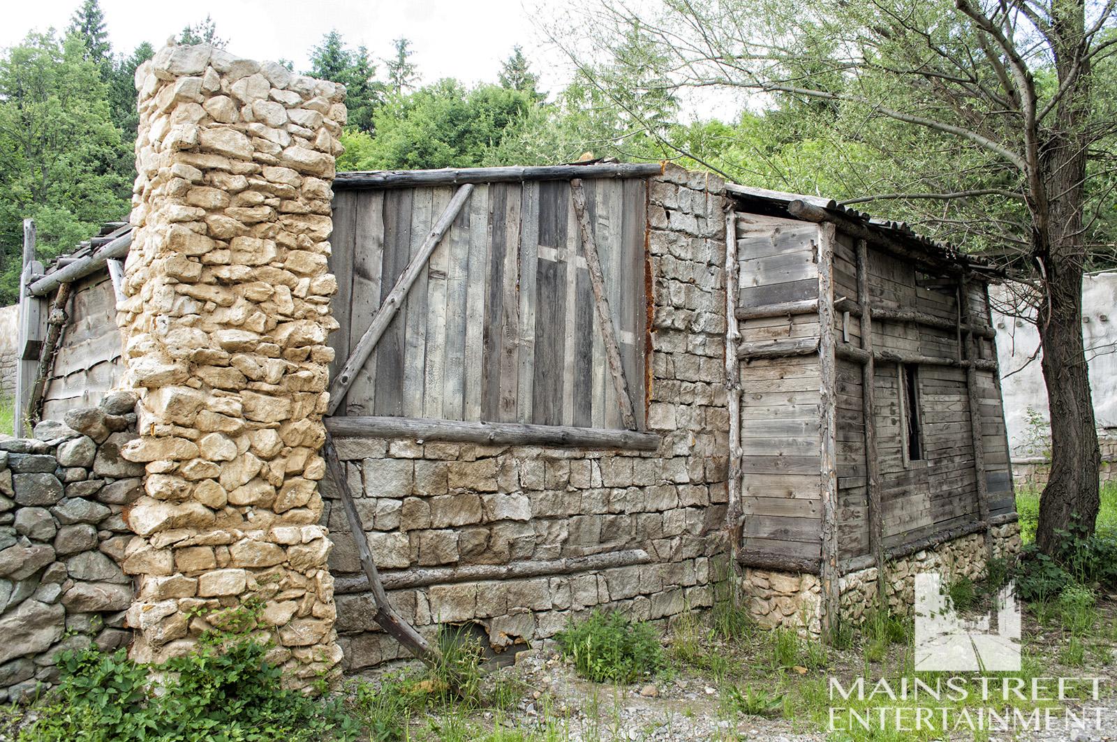 ancient village studio backlot